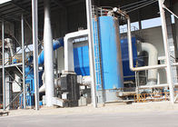 gypsum powder machine 2020 automatic new technology with fluidized furnance & rotary kiln