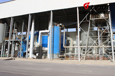 China plaster production line of China for natural gypsum and chemical gypsum with special technology factory