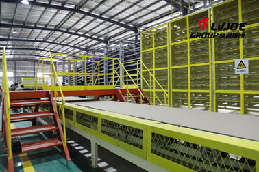 China gypsum wallboard machine manufacturer for various types of gypsum boards